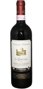 Castello di Poppiano Chianti Colli Fiorentini DOCG Il Cortile 2012