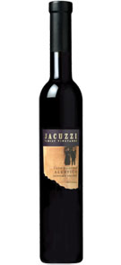 Jacuzzi Family Vineyards 2015 Late Harvest Aleatico