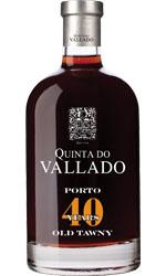 Quinta do Vallado 40 Years Old Tawny Porto