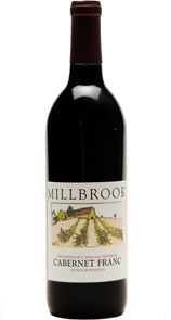 Millbrook Vineyards 2013 Proprietor's Special Reserve Cab Franc