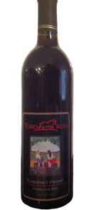 Toro Run Winery 2011 Cabernet Franc