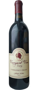 Vineyard View Winery 2012 Cabernet Franc