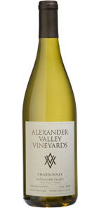 Alexander Valley Vineyards 2013 Estate Grown Chardonnay