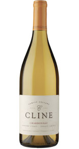 Cline Cellars 2013 Sonoma Coast Estate Grown Chardonnay