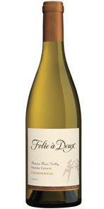 Folie à Deux 2013 Russian River Valley Sonoma Chardonnay