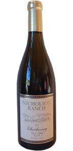 Nicholson Ranch 2011 Chardonnay Cuvee Natalie