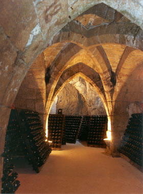 Taittinger Champagne Chalk Cellars