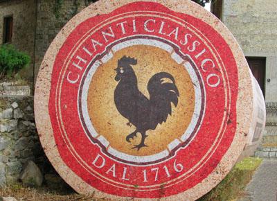 Chianti Classico crest