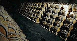 Cognac casks