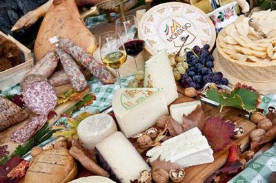 Foods of Friuli