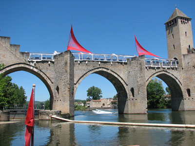 Valentre Bridge