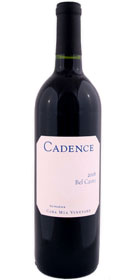 Cadence 2012 Bel Canto - Cara Mia Vineyard, Red Mountain