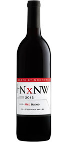 North By Northwest - King Estate Cellar, 2012 Columbia Valley Red Blend