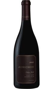 Aubichon Cellars 2012 Vista Hills Pinot Noir