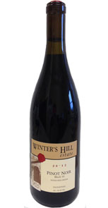 Winter's Hill Vineyard 2012 Block 10 Pinot Noir
