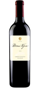Beau Vigne 2012 Estate Stags Ridge Vineyard Cabernet Sauvignon