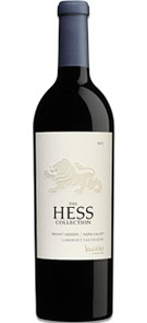 The Hess Collection 2012 Mount Veeder Cabernet Sauvignon