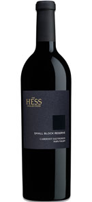 The Hess Collection 2011 Small Block Reserve Cabernet Sauvignon