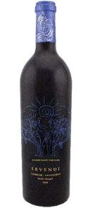 Levendi Winery 2009 Stagecoach Vineyard Cabernet Sauvignon