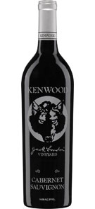 Kenwood Vineyards Jack London Vineyard Cabernet Sauvignon