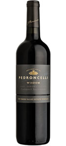 Pedroncelli Wisdom Cabernet Sauvignon Dry Creek Valley Estate Vineyard