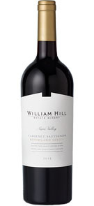 William Hill Estate Winery Cabernet Sauvignon Benchland Series