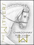 The Withers 2015 Peters Vineyard Chardonnay