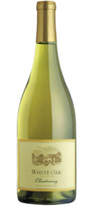 White Oak Vineyards & Winery 2015 Chardonnay
