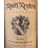Robert Renzoni Vineyards Barile Chardonnay