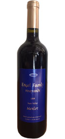 Engel Family Vineyards Merlot Rock Mountain Vineyard