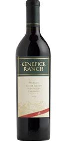 Kenefick Ranch Estate Grown Merlot