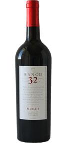Ranch 32 Estate Grown Merlot