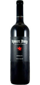 Robert Foley Vineyards Merlot