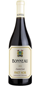 Bonneau 2012 Pinot Noir Sangiacomo Vineyards