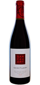 Sanctuary 2012 Pinot Noir Bien Nacido Vineyard