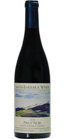 Santa Barbara Winery 2013 Pinot Noir