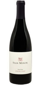 Sean Minor Sonoma Coast Pinot Noir