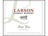 Larson Family Winery Pinot Noir