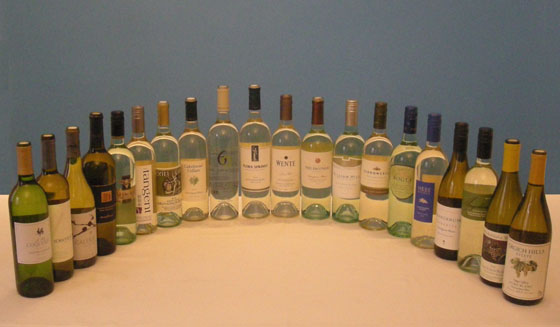 The Fifty Best California Sauvignon Blanc Tasting of 2015