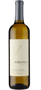 Yorkville Cellars 2014 Sauvignon Blanc Organic, Randle Hill Vineyards