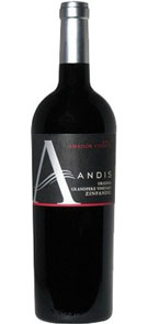 Andis 2012 Estate Zinfandel