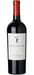 Hullabaloo 2012 Old Vines Zinfandel