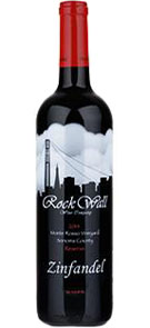 Rock Wall 2014 Monte Rosso Vineyard Zinfandel