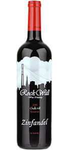 Rock Wall 2013 Chalk Hill Reserve Zinfandel