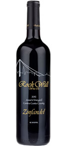 Rock Wall 2013 Jesse's Vineyard Zinfandel