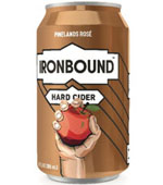 Ironbound Hard Cider Pinelands Rosé