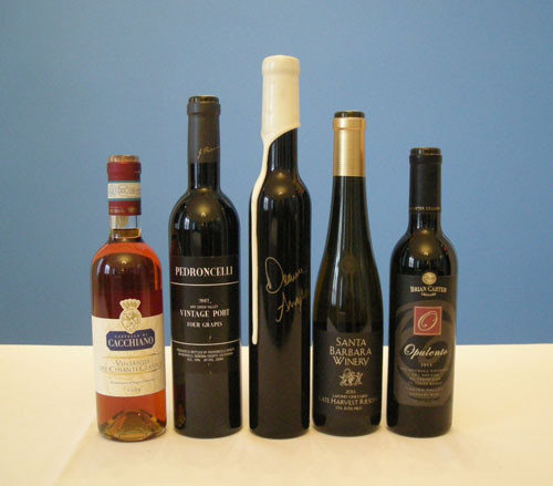 The Fifty Best Dessert Wine Tasting of 2017