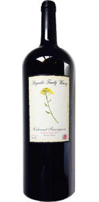 Reynolds Family Winery 2010 Cabernet Sauvignon