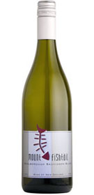 Mount Fishtail Wines Single Vineyard Sauvignon Blanc 2015