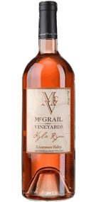 McGrail Vineyards Kylie Ryan Rosé